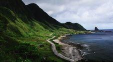 Beautiful Island Royalty Free Stock Image