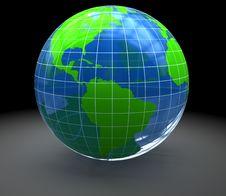 Free Earth Globe Stock Photo - 16344940