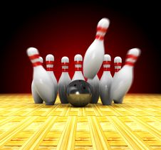 Strike Stock Image