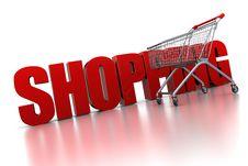 Free Shopping Stock Photo - 16345080