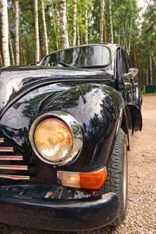 Free Vintage Car Stock Images - 16346304