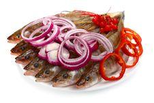Free Fresh Raw Fish Stock Photo - 16346720