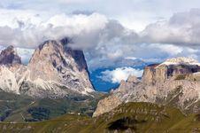 Free Breathtaking View From Marmolada Mountain Stock Photo - 16347200