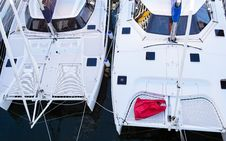 Free Catamarans Royalty Free Stock Photos - 16347378