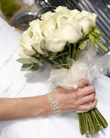 Free Bride S Boquet Royalty Free Stock Images - 16349549