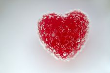 Free Candy Heart Stock Photography - 16349632