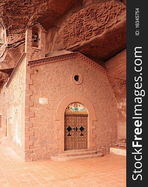 Saint Gregory hermitage