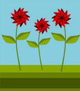 Free Red Flowers Royalty Free Stock Images - 16356359