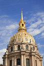 Free Dome Of Les Invalides Royalty Free Stock Photo - 16359545