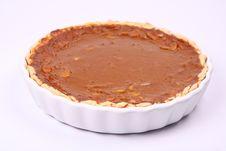 Free Pumpkin Pie Royalty Free Stock Image - 16350736