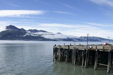 Free Harbor In Valdez Stock Photography - 16351012