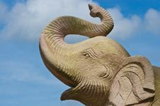 Free Elephant Statue Stock Photos - 16351443