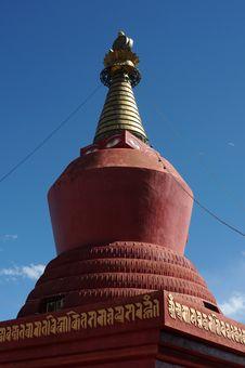 Free Scenery In Tibet Stock Photo - 16351540