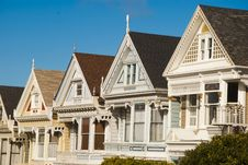 Free Victorian Homes Stock Photos - 16351583