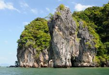 Free James Bond Island Stock Image - 16351641