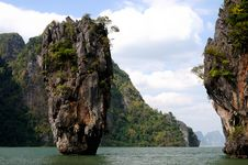 Free James Bond Island Stock Image - 16351651