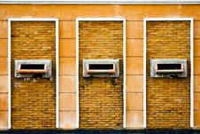 Free Brick Building Stock Images - 16351764