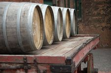 Free Barrel Royalty Free Stock Photography - 16353047