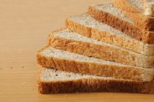 Free Stair Of Wheat Bread Stock Images - 16353914