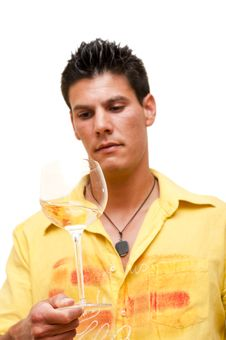 Free White Wine Stock Photo - 16354580