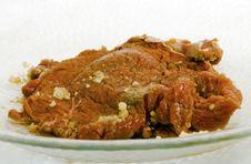 Free Garlic Steak Stock Images - 16354724