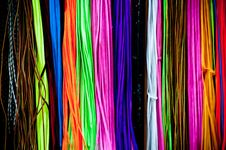 Free Colorful Shoelace Royalty Free Stock Image - 16354806