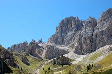 Free Italian Dolomites. Stock Image - 16354811