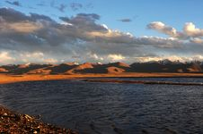 Free Landscape In Tibet Stock Image - 16354871
