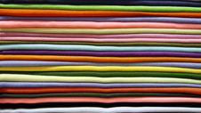 Free Colorful Shawl Stock Photography - 16354902