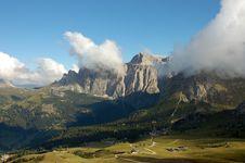 Free Italian Dolomites. Royalty Free Stock Photo - 16354975