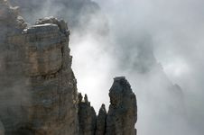 Free Alpine Rocks. Stock Images - 16355044