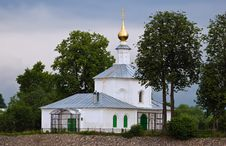 Free Eliah The Prophet Orthodox Church In Zolotoruchye Royalty Free Stock Images - 16355049