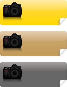 Free DSLR Camera Stock Images - 16355254