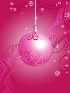 Free Christmas Ball Stock Images - 16355494