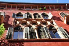 Free Facade In Verona Royalty Free Stock Image - 16355746