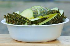 Free Melon Dish Stock Photos - 16356483