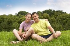 Free Young Couple Royalty Free Stock Image - 16356566