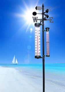 Free Beach Stock Image - 16356871