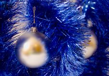 Free Christmas Balls Royalty Free Stock Images - 16357049