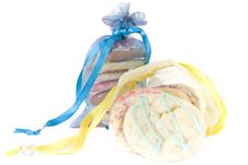 Free Homemade Cookies Wedding Day Treats Royalty Free Stock Photography - 16357407