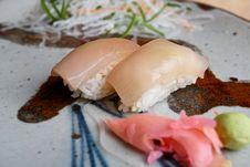 Free Japanese Sushi. Royalty Free Stock Image - 16357486