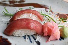 Free Japanese Sushi Royalty Free Stock Image - 16357506