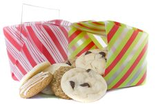 Free Homemade Cookies For Christmas Stock Photos - 16357553