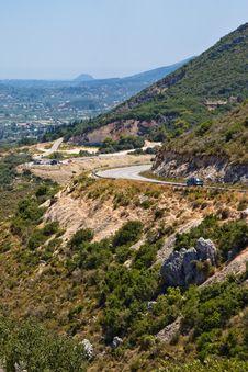 Free Zakynthos Landscape Stock Images - 16357644