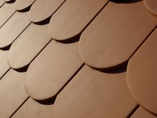 Free Close Up Of Roof Royalty Free Stock Image - 16358896