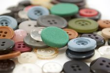 Free Buttons Stock Photo - 16359380