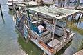 Free Old Shrimp Fishing Boat Royalty Free Stock Photos - 16360028