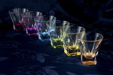 Free Pitcher And Glasses 3 Stock Image - 16360041