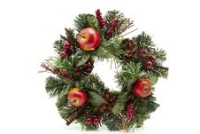Free Advent Wreath Royalty Free Stock Images - 16361419
