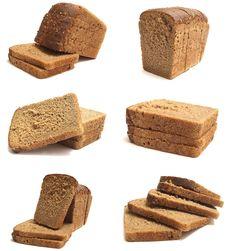Free Black Bread Stock Photo - 16362960